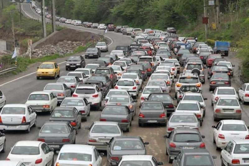 آخرین وضعیت ترافیکی امروز (نوزدهم خرداد ماه ۹۸)