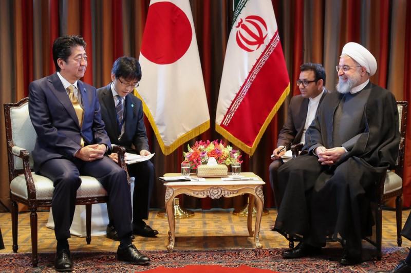 ژاپن تایمز: هدف اصلی از سفر «آبه»تهران کاهش تنشها است
