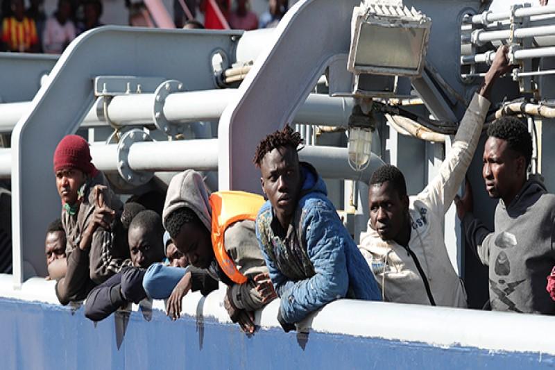 ۹۰ درصد کودکان خیابانی مهاجر در سوئد بزرگسال هستند!