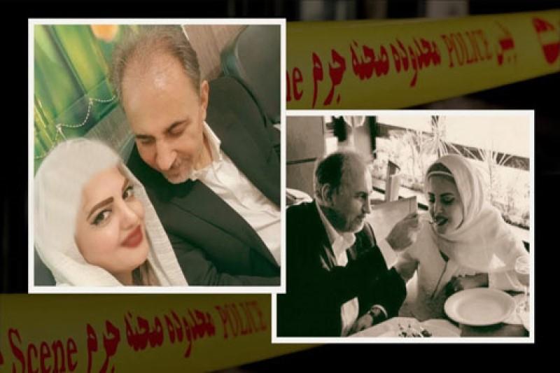دستکاری  تاریخ عقد میترا استاد با نجفی! + عکس