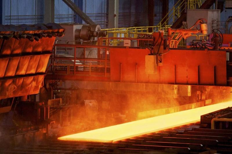 ایران یازدهمین فولادساز بزرگ جهان