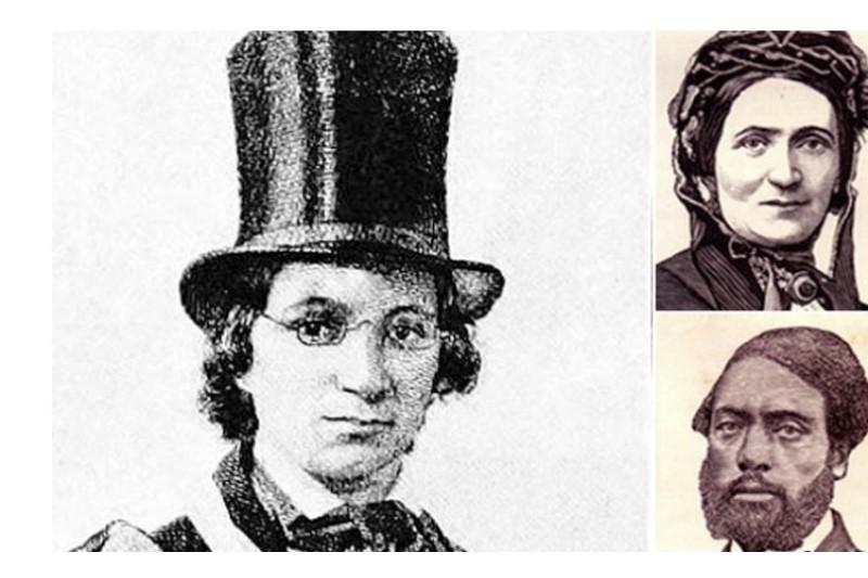 ماجرای فرار دو برده ؛ از لباس مبدل تا آزادی در دهه ۱۸۴۰ میلادی