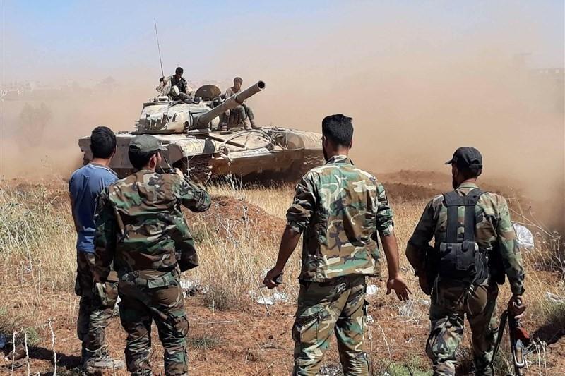 تحولات میدانی شمال سوریه خواب را از چشمان تروریستها ربوده است+ تصاویر و نقشه میدانی