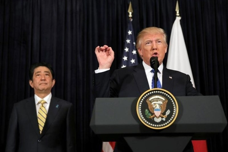 پاتک  ایرانی به «نمایش مذاکره» ژاپنی-آمریکایی