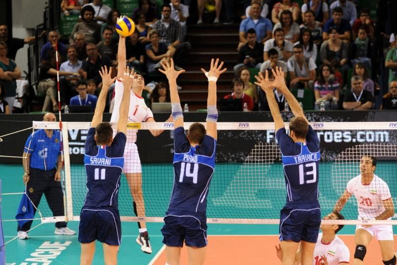 ژاپن ۱ - ایتالیا ۳