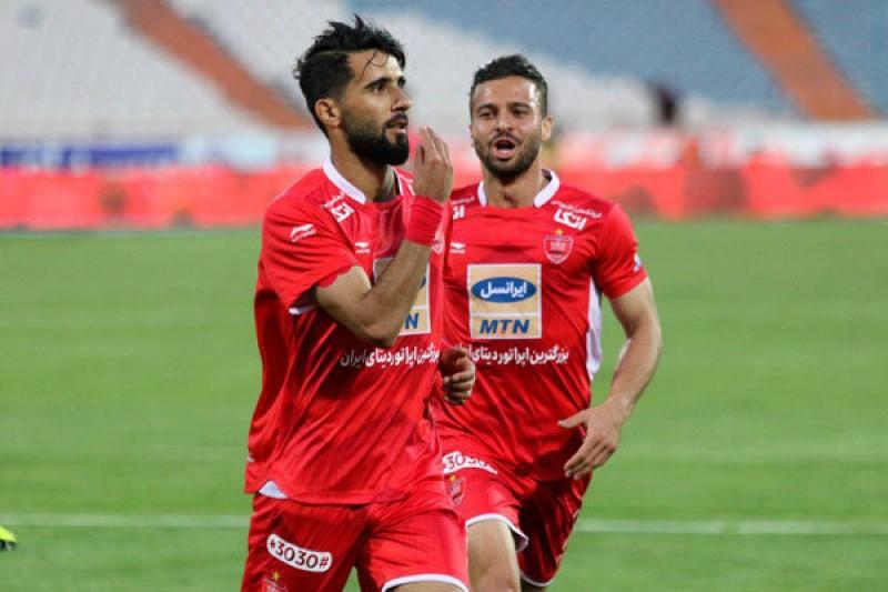 تمدید قرارداد ستاره عراقی تیم فوتبال پرسپولیس تهران تا ۲ روز دیگر