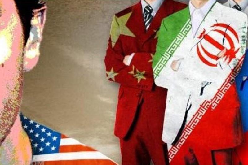 آمریکا باعث پیوند روسیه و چین به ایران