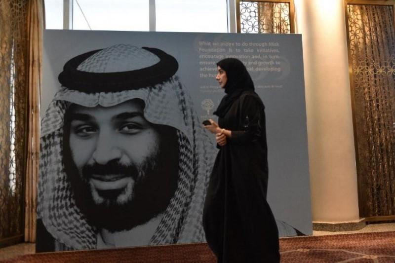 حراس زنان سعودی از سرویسهای امنیتی عربستان+تصاویر