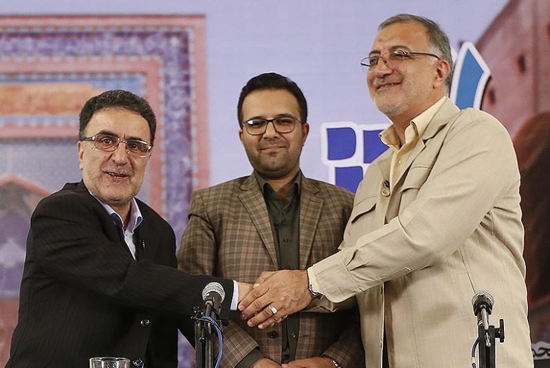 سومین مناظرهی زاکانی و تاجزاده با محوریت انتخابات سال ۸۸ و فساد اقتصادی