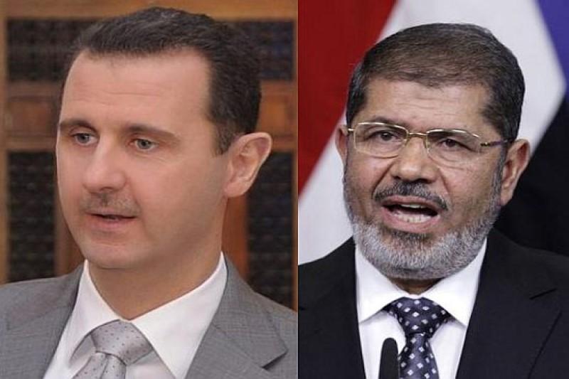 تفاوتهای سیاستهای مرسی و اسد در جایگاه رئیسجمهور