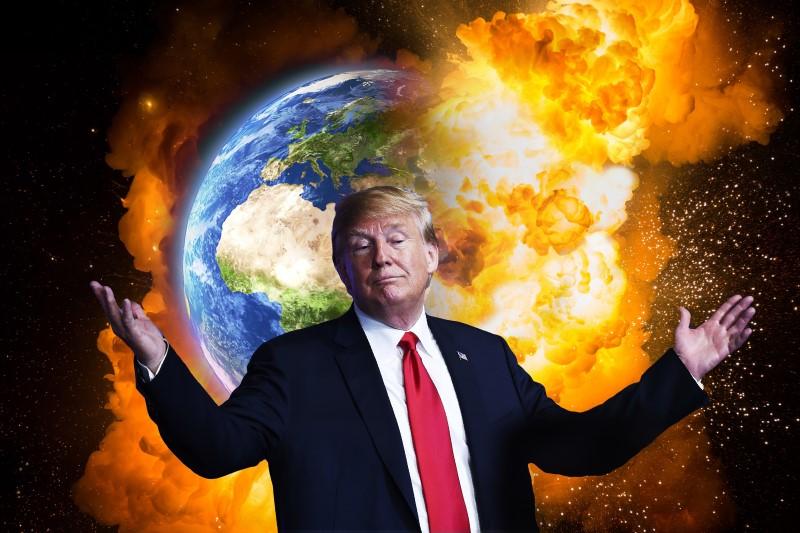 قدرت بازدارندگی دفاعی ایران و ترس از شکست در انتخابات 2020 مانع حمله ترامپ به ایران شد