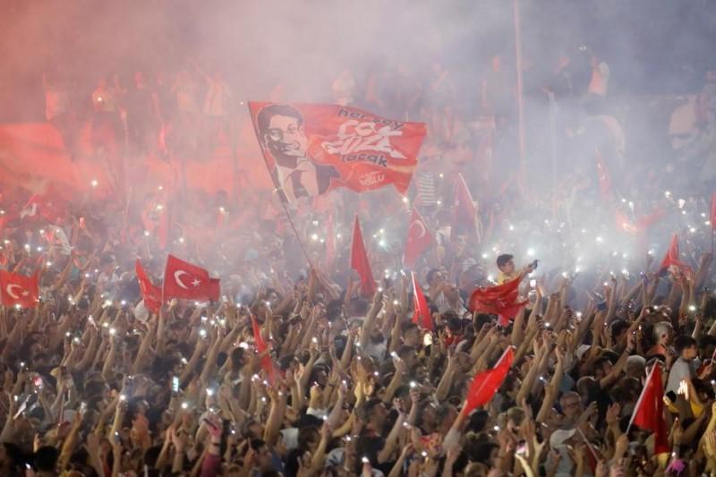 اپوزسیون ترکیه  جان تازهای گرفت