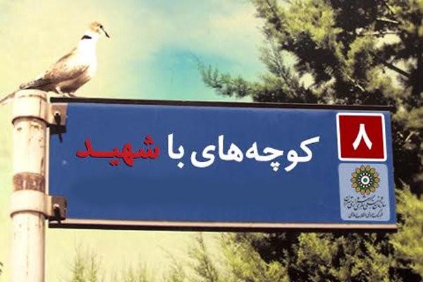 واکنش کاربران فضای مجازی به حذف نام شهید از تابلوهای شهرداری