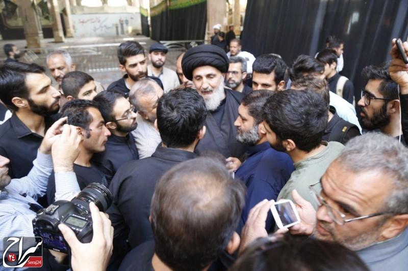 گردهمایی فعالان مردمی اربعین حسینی در قم به پایان رسید