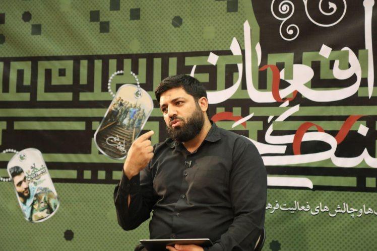 پدر شهید سوری میگفت «جانم فدای ملت و رهبر ایران»/ به واسطه سوریه پشت مرز فلسطین هستیم