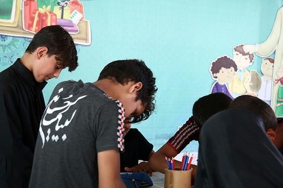 کتاب «دوستان خوب ما» هدیه به کودکان زائر اربعین