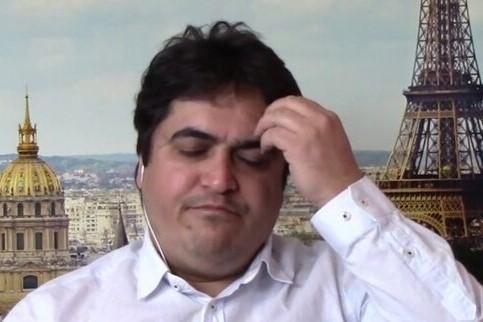 واکنش کنایهآمیز یکی از کاربران توییتر در ارتباط با بازداشت روحالله زم