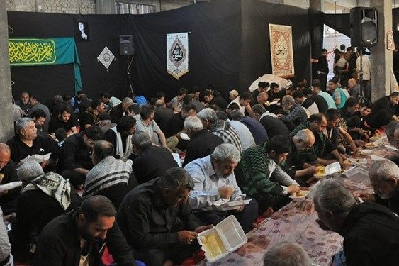 اسکان بیش از 43 هزار نفر در موکبهای استان قزوین در عراق