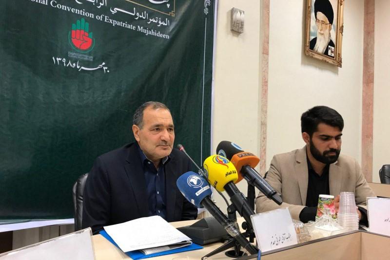 تشریح برنامه های چهارمین اجلاس بینالمللی «مجاهدان در غربت»/تقدیر از خانواده شهدای مدافع حرم