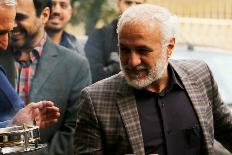 استقبال توییتری کاربران پس از آزادی حسن عباسی