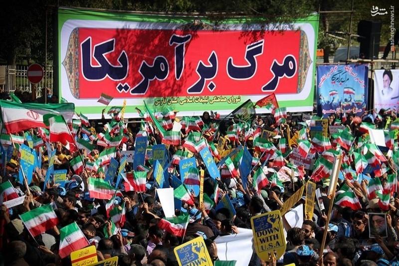 بایکوت، راهپیمایی ۱۳ آبان از سوی روزنامه های زنجیرهای+تصویر