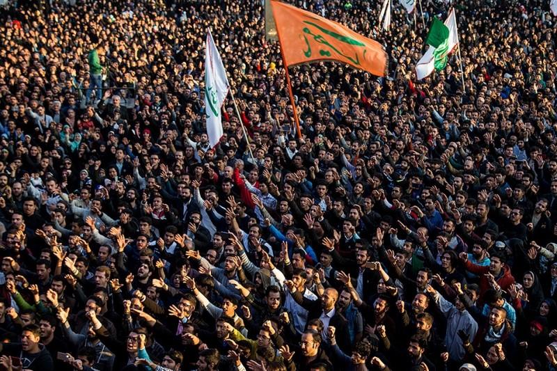 محلهای برگزاری اجتماع عظیم مردمی بیعت با امام زمان ( عید بیعت )+جدول