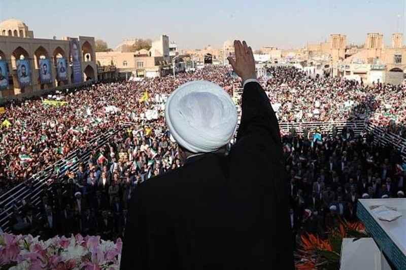 یزد به علت اعتراض به رئیس جمهور، دارالخوارج شد