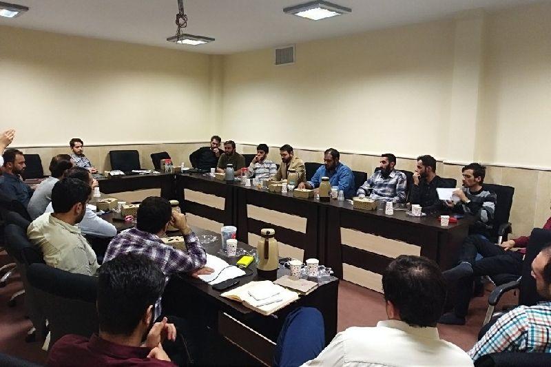 نشست مسئولین دورهی تربیت مربی شتاب در تهران