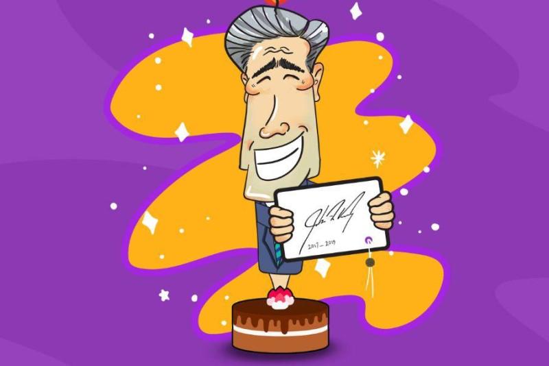 دومین جشنواره طنز «امضای کری تضمین است»