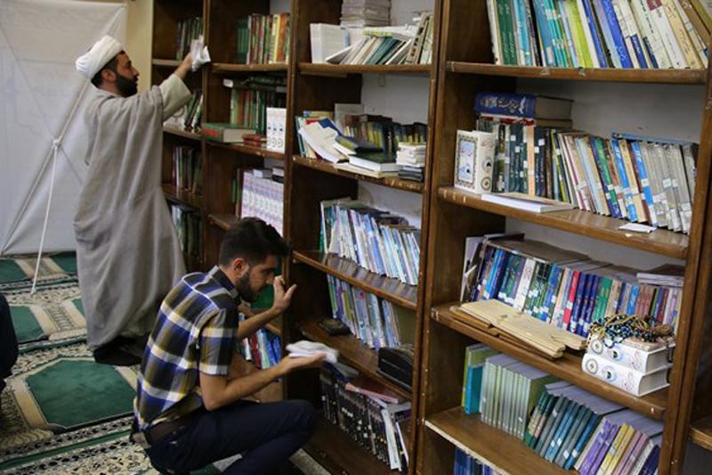 طرح «شنبههای با کتاب» در ۱۵۰۳ مسجد کشور اجرا می شود