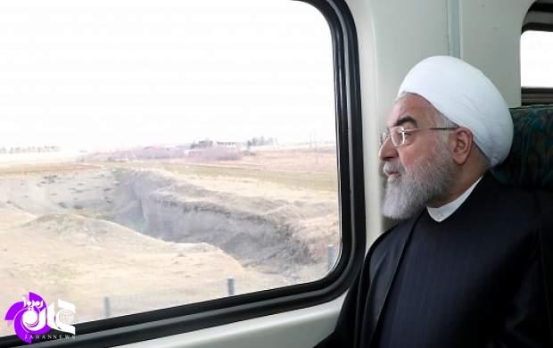 روحانی پایان عمر دولت تدبیر و امید را اعلام کرد!