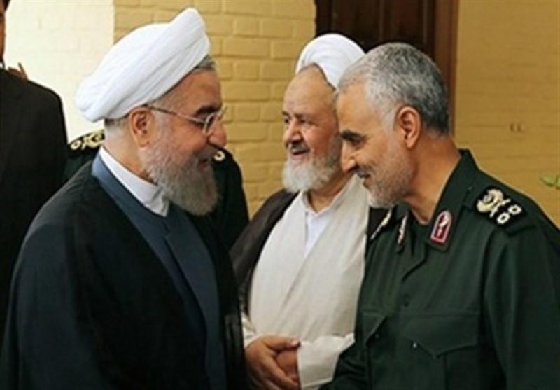 انتقام شهادت سردار سلیمانی را ملت ایران و دیگر ملتهای آزاده منطقه از آمریکای جنایتکار خواهند گرفت
