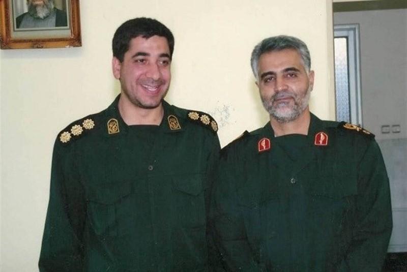 شهدای ایرانی همراه سردار سلیمانی را بشناسید + عکس
