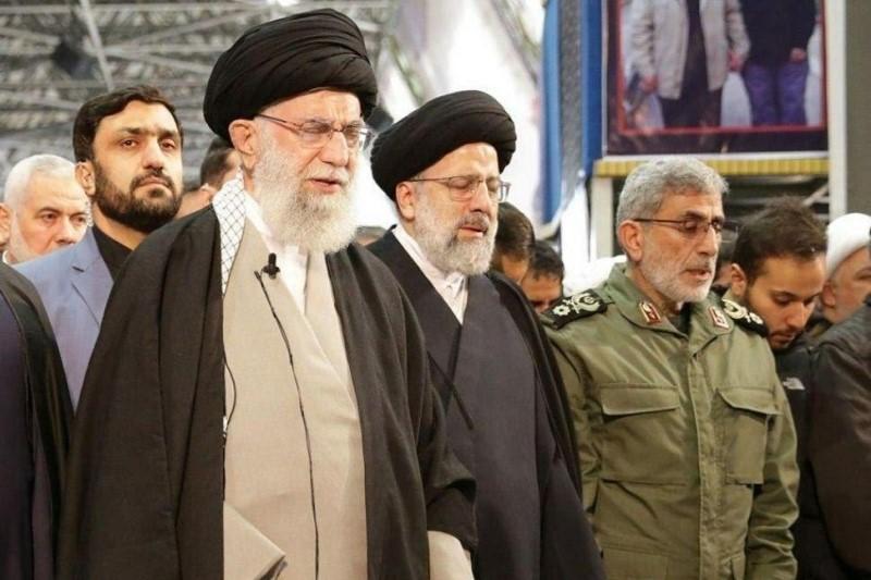 معنی دعای رهبر معظم انقلاب در حق سردار سلیمانی