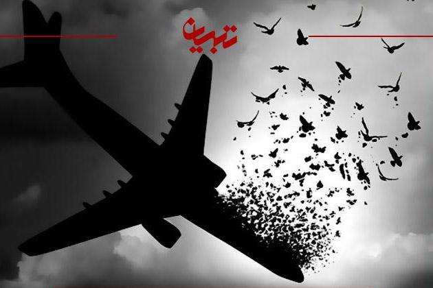 سه نکتهای که باید در مورد سقوط هواپیما بدانیم