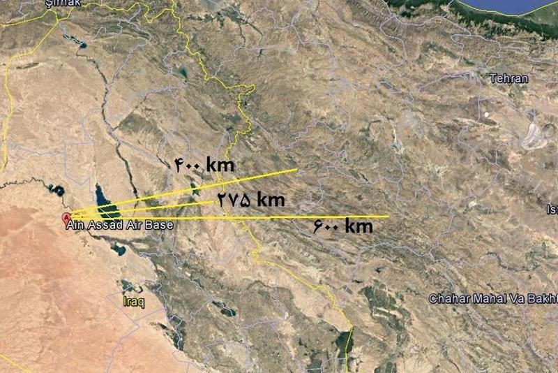 جزئیات منتشر نشده از حمله موشکی سپاه به پایگاه نظامی آمریکا +تصاویر