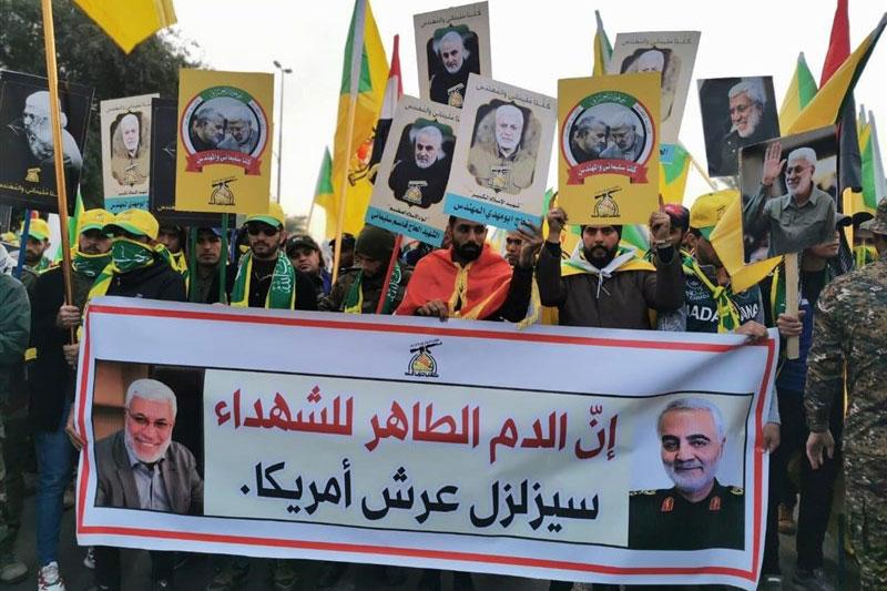نکات مهم در فراخوان مقاومت برای تظاهرات میلیونی ضدآمریکایی در عراق