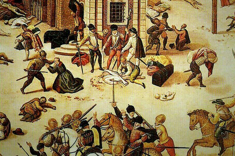 کشتارهای مبتنی بر تعصبات مذهبی