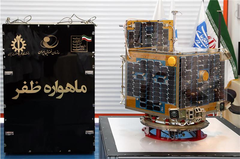اینفوگرافی| ماهوارههای ایرانی رو بشناسید