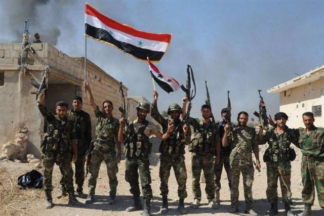 پیام های عملیات حلب و ادلب