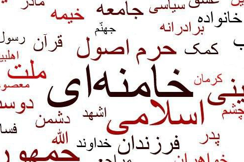 پوستر| پرتکرار ترین کلمه  در وصیت نامه سردار سلیمانی چیست