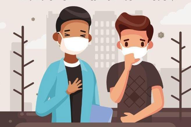 پوستر| اصول درست ماسک زدن