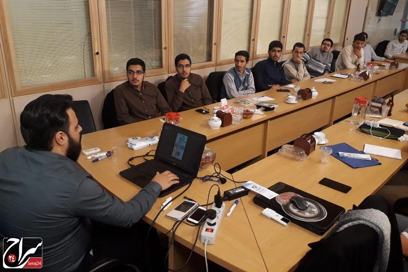 دوره تربیت مربی ساخت اپلیکیشن در تهران