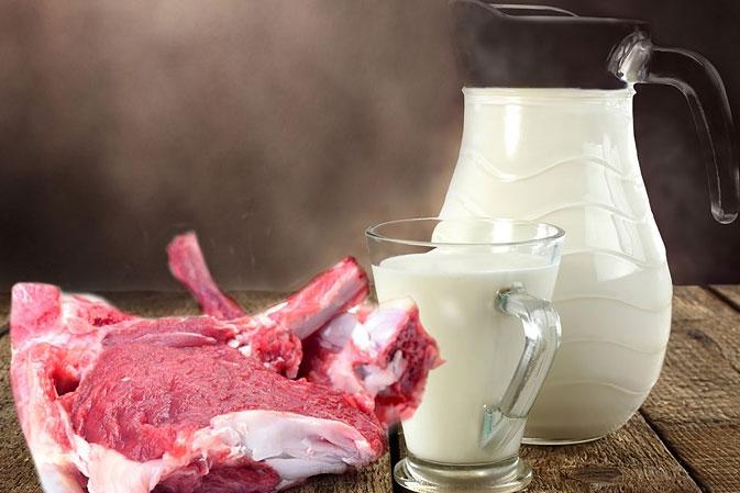نکات مهم برای حذف ویروس کرونا از گوشت و شیر