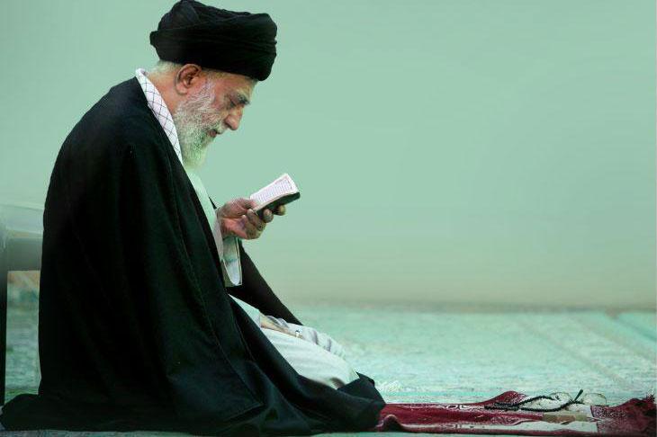 رهبر انقلاب: در این ۳روز به جای اعتکاف، نماز جعفر طیار بخوانید
