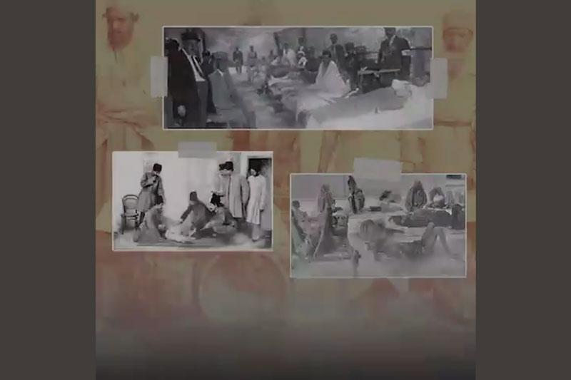 فیلم  بیماری های همه گیر در تاریخ ایران