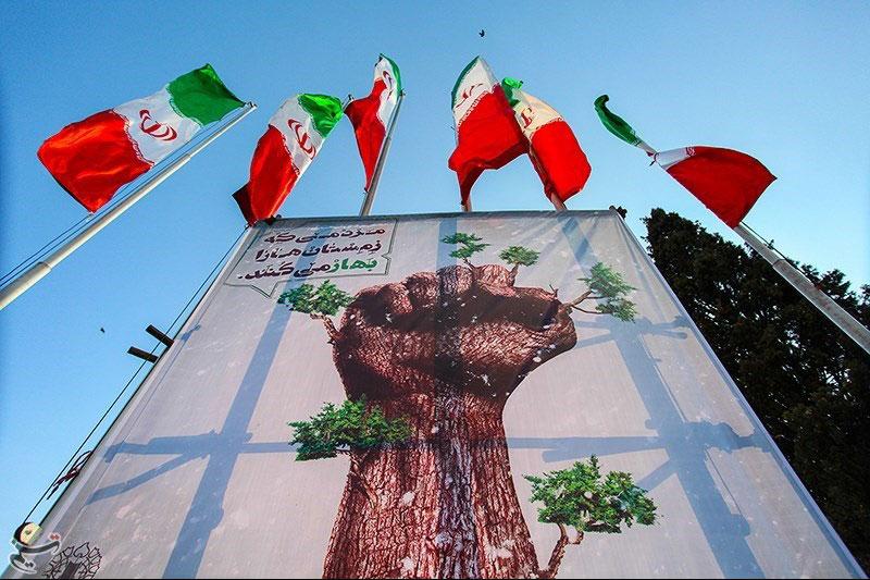 توییت| اراده خدا بر پیروزی ملت ایران است
