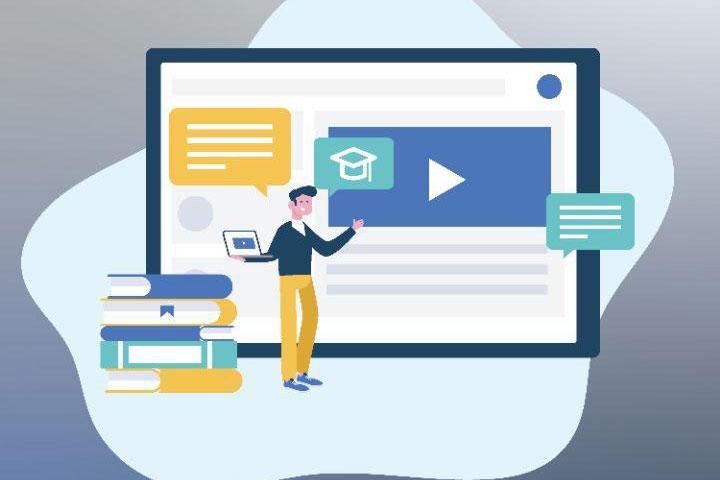 آغاز به کار سامانه آموزش آنلاین فانوس سبز