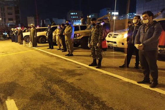 ضدعفونی کردن شهر ایلام با 60 هزار لیتر مایع ضدعفونی کننده