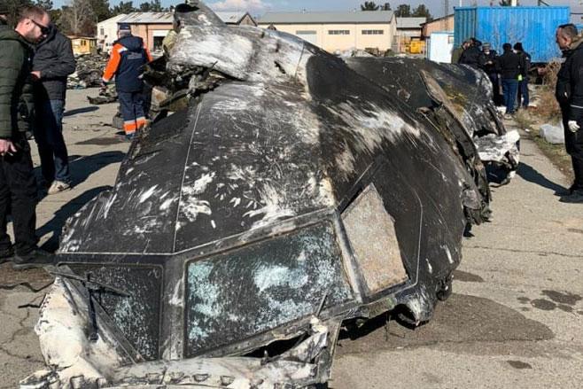 آیا هیچ برخوردی با مقصرین حادثه سقوط هواپیمای اوکراینی صورت نگرفته است؟!
